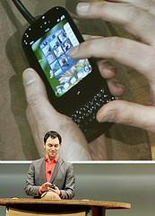 Palm 新手機 Pre