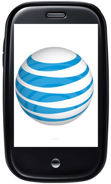 Palm Pre on At&t